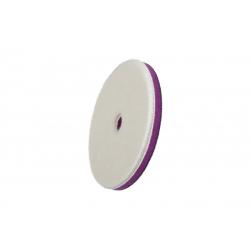 ZviZZer Полировальный круг белый шерстяной 135/15/135 мм (ворс 5мм)