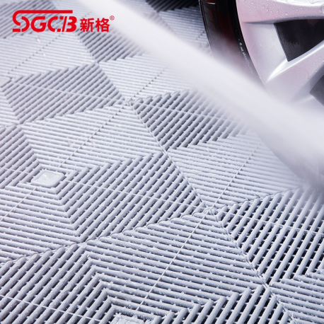 SGCB Модульный пол 400*400*20мм, красный