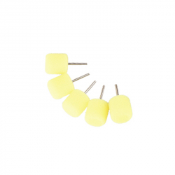 SGCB Detail Polisher Ellipse Pad - цилиндрические полировальники для гибкого вала, 5 шт