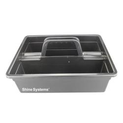 Shine Systems Detailer's Caddy - корзинка детейлера для аксессуаров и автохимии