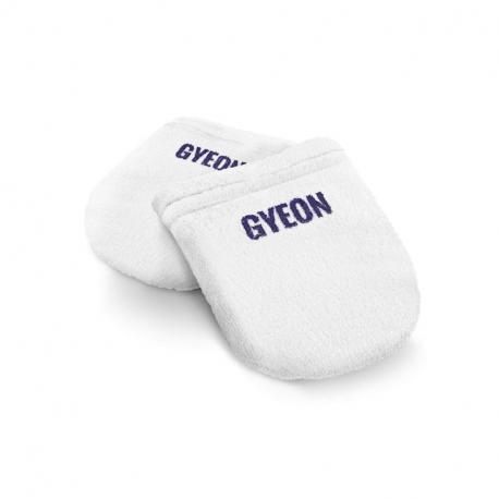 GYEON Q2M MF Applicator - варежка-аппликатор из микрофибры для очистки кожи, 2 шт.