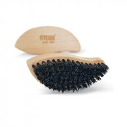 GYEON LeatherBrush Q2M Щетка из конского волоса для чистки кожи
