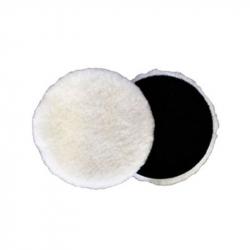 MENZERNA Полировальный диск из натуральной овчины 135 мм.