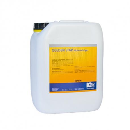 Koch Chemie GOLDEN STAR, 10 л - очиститель двигателя