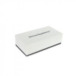 Shine Systems Аппликатор EVA с поролоном 8,5*4,5*2,5 см
