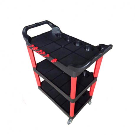 Shine Systems Tool Cart - инструментальная тележка детейлера