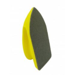 Hi-Tech Щетка в форме утюжка для чистки кожи и винила