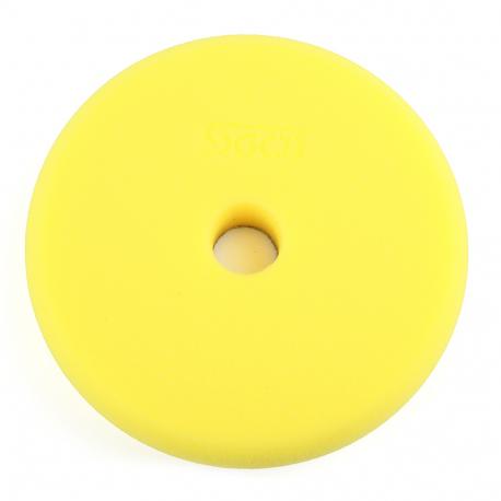 SGCB RO/DA Foam Pad Yellow - Полировальный круг антиголограммный желтый 150/160 мм