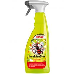 SONAX Insecten Star - Очиститель следов насекомых, 750мл