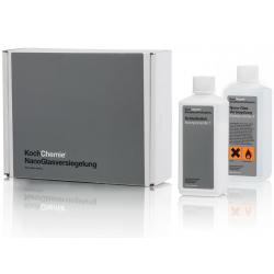 Koch Chemie NANO-GLASVERSIEGELUNG, 2х250мл - нано-покрытие для стекла