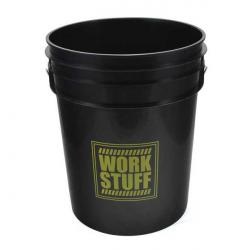 Work Stuff Ведро пластиковое 20л. черное