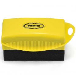 Work Stuff Аппликатор для чернения шин с пластиковым держателем