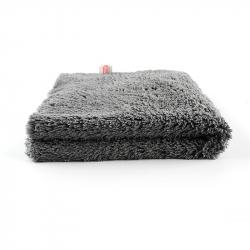 SGCB Edgeless Towel - Микрофибра без оверлока двусторонняя 40*40см 450 гр/м2, серая