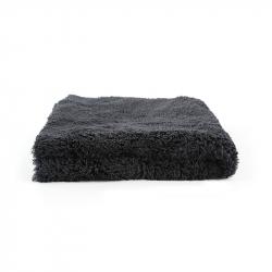 SGCB Edgeless Towel - Микрофибра без оверлока двусторонняя 40*40см 450 гр/м2, черная
