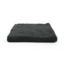 SGCB Edgeless Polish Towel - Микрофибра без оверлока односторонняя 40*40см 380 гр/м2, черная