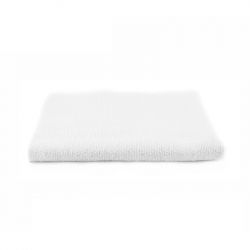 SGCB Edgeless Coating Towel - Микрофибра без оверлока коротковорсная 40*40см 320 гр/м2, белая