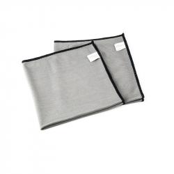SGCB Microfiber Glass Towel - Микрофибра для протирки стекол 40*40см 290 г/м2 серая
