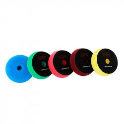 SGCB RO/DA Foam Pad Pack (MIX) - Набор полировальных кругов 75/85 мм, 5 шт