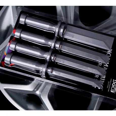 SGCB Nylon Scraper - Набор нейлоновых скребков, 4шт