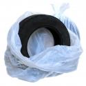 Мешки для Колес ПНД, 1100х(700+400)мм, 11мкм, (рулон 100 шт.)