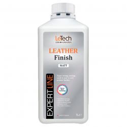 LeTech Furniture Clinic Leather Finish Matt Expert Line 1000 ml - Защитный лак для кожи, матовый