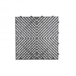 SGCB Mosaic Ground Grid - модульный пол серый, 400*400*18мм