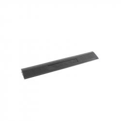 SGCB Боковая планка модульного пола 400*60*18мм (папа), черная
