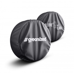 GYEON Wheel Covers Q2M (80sm) - Защитные чехлы на колеса, 4шт комплект