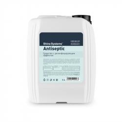 Shine Systems Antiseptic - средство с дезинфицирующим эффектом, 5 л