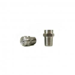 Форсунка 25080 ( сила удара -100%), 1/4 внеш, нерж. сталь