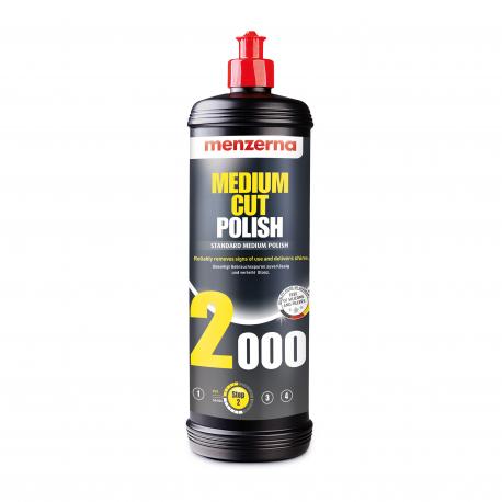 MENZERNA Medium Cut Polish (IP2000) Среднеобразивная полировальная паста 1 л