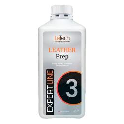 LeTech Furniture Clinic Leather Prep Expert Line (1000ml) - Средство для подготовки кожи к покраске
