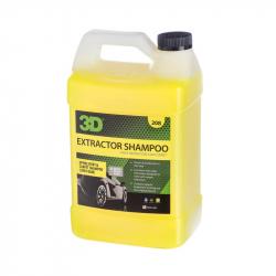 3D Extractor Shampoo - Шампунь для обивки и ковров (низкопенный), 3,780 мл.