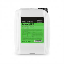 Shine Systems InsectOFF - очиститель следов насекомых, 5 л