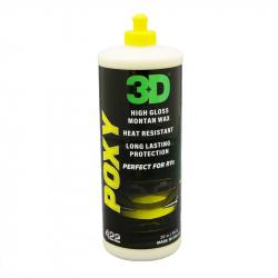 3D POXY - Гибридный воск для ЛКП, 480 мл.