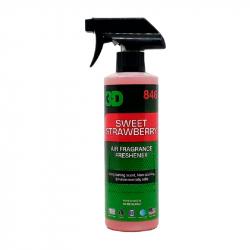 "3D Strawberry Scent - Ароматизатор-спрей ""Клубника"", 480 мл."