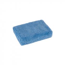 3D Applicator Microfiber Blue - Аппликатор для нанесения воска, синий