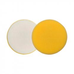 3D Pad Heavy Cut Foam Yellow 3 - Полировальный круг желтый режущий, 76 мм