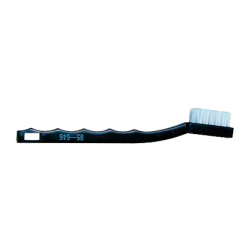 3D Tooth Style, Nylon Brush - Нейлоновая щетка для очистки кружков