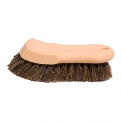 3D Upholstery/Horse Hair Brush - Щетка для салона с мягким ворсом из конского волоса, мягкая