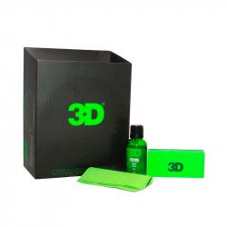 3D H9 - Керамическое покрытие с гидрофобной формулой, 30мл.
