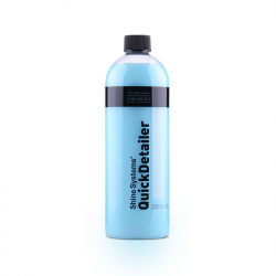 Shine Systems QuickDetailer - спрей-очиститель для быстрого блеска 750 мл