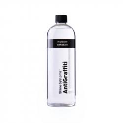 Shine Systems AntiGraffiti - деликатный очиститель краски, клея, скотча, 750 мл
