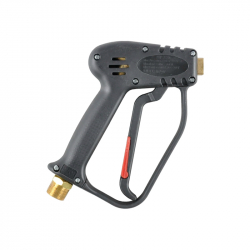 Пистолет SPG02 350 бар,38 л/мин, вход 22х1.5 выход 1/4м. внут.