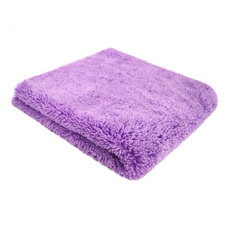 PURESTAR Utra Violet Buffing Towel - Двухсторонняя универсальная микрофибра, 40*40см., 450 г/м2