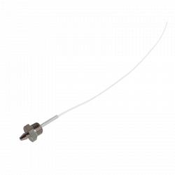 SGCB Tornador Inner Liguid Tube Fitting - внутреннняя белая трубка для подачи химии