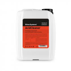 Shine Systems AcidCleaner - универсальный кислотный очиститель, 5 л