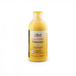 LeTech Furniture Clinic Expert Line Leather Colourant (Yellow) 200 ml - Краска для кожи (Желтая)