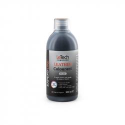LeTech Furniture Clinic Expert Line Leather Colourant (Black) 200 ml - Краска для кожи (Черная)