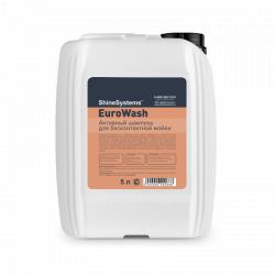 Shine Systems EuroWash - активный шампунь для бесконтактной мойки, 5 л